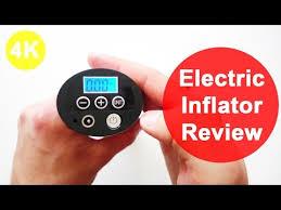 <b>Mini Electric Inflator</b> / Air Pump - UNBOXING & Review - 4K Video ...