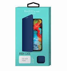 Чехол BoraSCO <b>Book Case для Xiaomi</b> Redmi 7 (синий) — купить ...