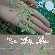 <b>3pcs</b>/<b>set Leaf metal</b> die cut by NCraft Cutting Die DIY Decorate ...