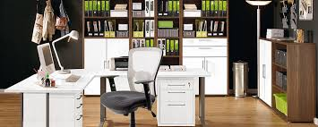fitted bespoke home office