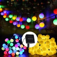 LED String Light Outdoor Battery Box Waterproof LED Ball ... - Vova