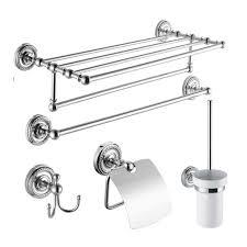 accessories sets chrome homezanin bathroomaccessorieschrome