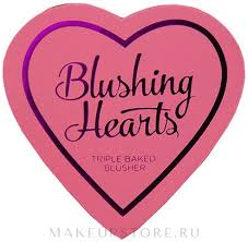 I <b>Heart</b> Revolution Blushing Hearts Blusher - <b>Румяна</b> | Makeupstore.ru