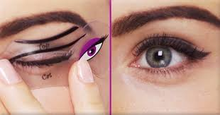 another way to make sure your cat eye is on point every time and perfect is middot as you
