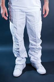 <b>Брюки URBAN CLASSICS Combat</b> Cargo Pants (White, 38) | 3amed ...