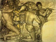 Saturnino Herran: лучшие изображения (11)   Рисунки чикано ...