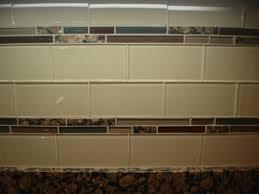 glass subway tile backsplash ideas