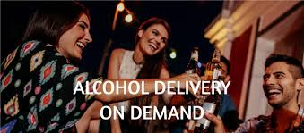 <b>Beer</b>, Wine & <b>Liquor</b> | <b>Cheers</b> On Demand