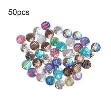300pcs mixed colorful cameo cabochon decoration rhinestones flat back fashion jewelry diy findings 5mm