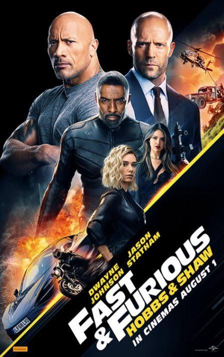Download Fast & Furious Presents: Hobbs & Shaw (2019) Full Movie In Hindi-English (Dual Audio) Bluray 480p [400MB] | 720p [1.3GB] | 1080p [3.3GB]