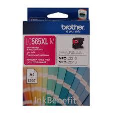 Купить <b>Картридж</b> для струйного принтера <b>Brother LC565XLM</b> в ...