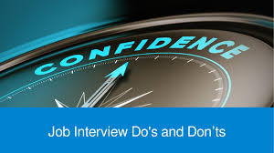job interview do s and don ts findmydreamjob co uk job interview do s and don ts findmydreamjob co uk