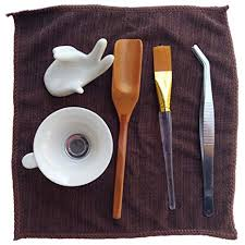 Arlai 6 Pieces Gong Fu Tea Tools ceramic Bergamot ... - Amazon.com