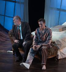 theater review cat on a hot tin roof antaeus theatre in los angeles the issues that made williams play so volatile at the time it was written still resonate today the basic reasoning behind brick s drinking his conflicted
