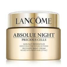 <b>Absolue Precious Cells</b> Recovery Night Cream - Exceptionnal ...