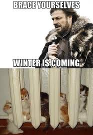 Brace yourselves winter is coming | Funny Dirty Adult Jokes, Memes ... via Relatably.com