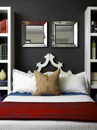 mirror wall decor ideas furnish burnish photos dreamy bedroom mirrors hgtv hstar moeller gray bedroom storage sx