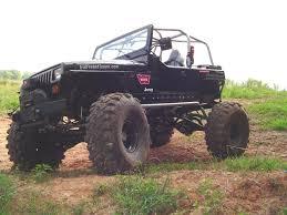 Jeep Rock Crawler 1989 Jeep Wrangler Rock Crawler