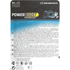 <b>Батарейка</b> алкалиновая <b>Energizer Maximum AA</b>/LR6, 4 шт. в ...