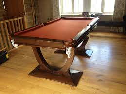 pool table dining tables: custom pool table omega pool dining table