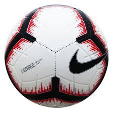 <b>Мяч футбольный NIKE Strike</b> SC3310-100, размер 5, белый ...