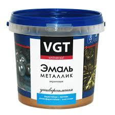 ВГТ / VGT ВДАК 1179 <b>Металлик акриловая эмаль</b> купить в Москве ...