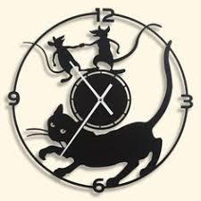 <b>Винил</b>: лучшие изображения (20)   Часы, Настенные часы и ...