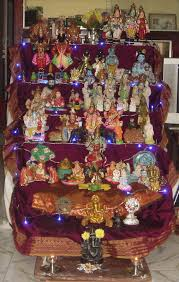 Golu Decoration Tips Navarathri 2012 Hava Nagila