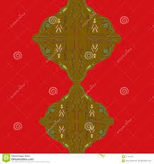 <b>Luxury Arabic</b> Ornaments / Vintage <b>Lace</b> BROWN <b>RED</b> Stock ...