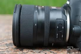 Обзор <b>объектива Tamron SP</b> 24-70mm F/2.8 G2: взгляд в сторону ...