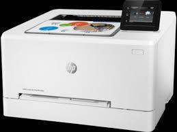 <b>HP LaserJet Pro M254dw</b> Single Function Wireless Color Printer ...