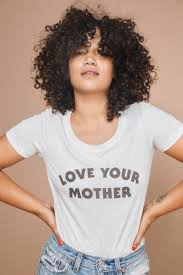 <b>Love Your Mother</b> | Scoop Neck – The Bee & The Fox