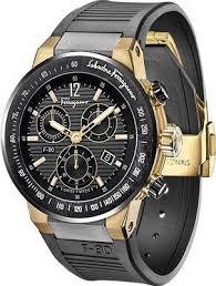 <b>Мужские часы Salvatore</b> Ferragamo F-80 F55LCQ75909 S113