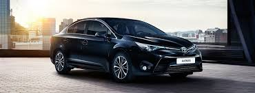 new car launches europeToyota launches new Avensis with Toyota Safety Sense  Lambe Bros