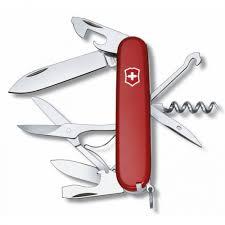 «<b>Нож перочинный</b> Victorinox <b>Climber</b> (1.3703) <b>91мм</b> 14функций ...