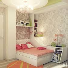 abstract bedroom wallpaper idea