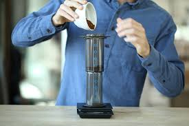 AeroPress Brewing Guide - <b>Blue</b> Bottle Coffee
