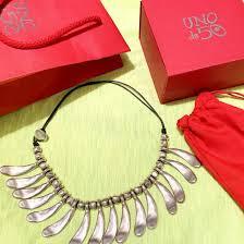 Колье <b>UNOde50</b> испанское ожерелье <b>покрытое серебро</b> – купить ...