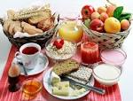 Images & Illustrations of continental breakfast