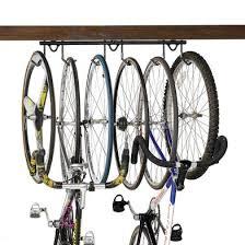 Multi <b>Hanger 6</b> - Ceiling mounted bicycle <b>storage hooks</b>
