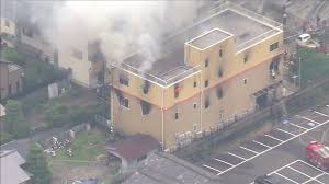 Kyoto Animation fire: Arson attack at <b>Japan anime</b> studio kills 33 ...