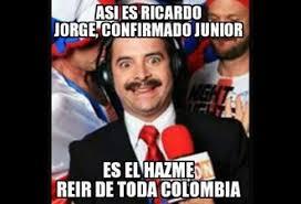 Los memes que deja el partido que perdería Junior, a pesar de ... via Relatably.com