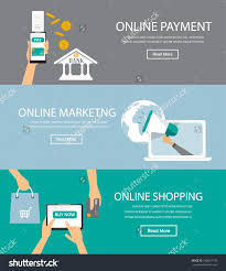 online marketing shopping payment infographics element stock online marketing shopping payment infographics element and background can be used for one