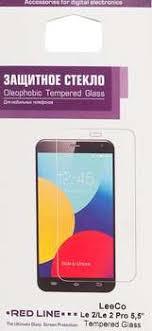 <b>Аксессуар</b> для планшета REDLINE <b>Защитное стекло для</b> экрана ...