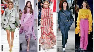 5 hottest <b>fashion</b> trends for Spring/<b>Summer 2018</b> - Friday Magazine
