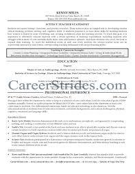 sample teacher resume  tomorrowworld cosample teacher resume   sample
