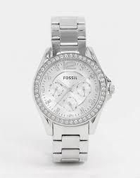 Fossil - <b>Часы Fossil</b> - Часы - <b>Женские</b> часы - ASOS.com