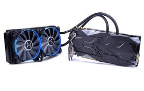 <b>Colorful</b> Announces <b>iGame GeForce GTX</b> 1080 Ti Neptune W: All-in ...