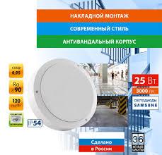 <b>Светодиодный влагозащищенный светильник</b> ULW-K15A — Uniel