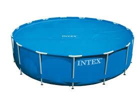 Плавающее покрывало <b>Intex 29025</b> / 59955 5.49 м — купить по ...